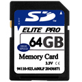 Factory real capacity SDXC Card 64GB Class 10 32GB Memory Cards Flash Card  SDHC card with retail packing free shipping