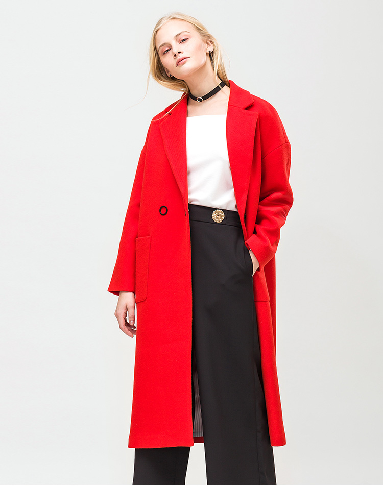 Online Buy Wholesale sexy red coat from China sexy red coat