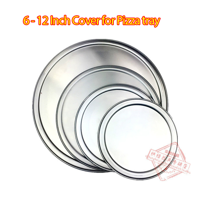 6/7/8/9/10/12/15 Inch, Pastry Tools Accessories, Pizza Tools, Lid for Pizza Plates, Cover for Pizza Stone, Bakeware, Pizza Plate