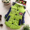 High Quality 2016 Children Winter Jackets for Boys Coats Cotton Warm Outerwear Thick Cotton-Padded Clothes Boys Down Coats