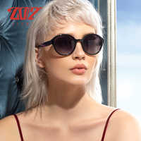 20/20 Brand Design Luxury Sunglasses Women Vintage Female Polarized Sun Glasses Round Frame Shades Eyeglasses Feminino PL353