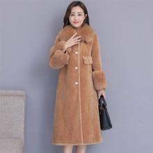 Chất Lượng cao Vụ Nổ Giải Trí chắp vá đầy đủ len phù hợp với Váy Phụ Nữ Mùa Đông Ăn Mặc Giản Dị