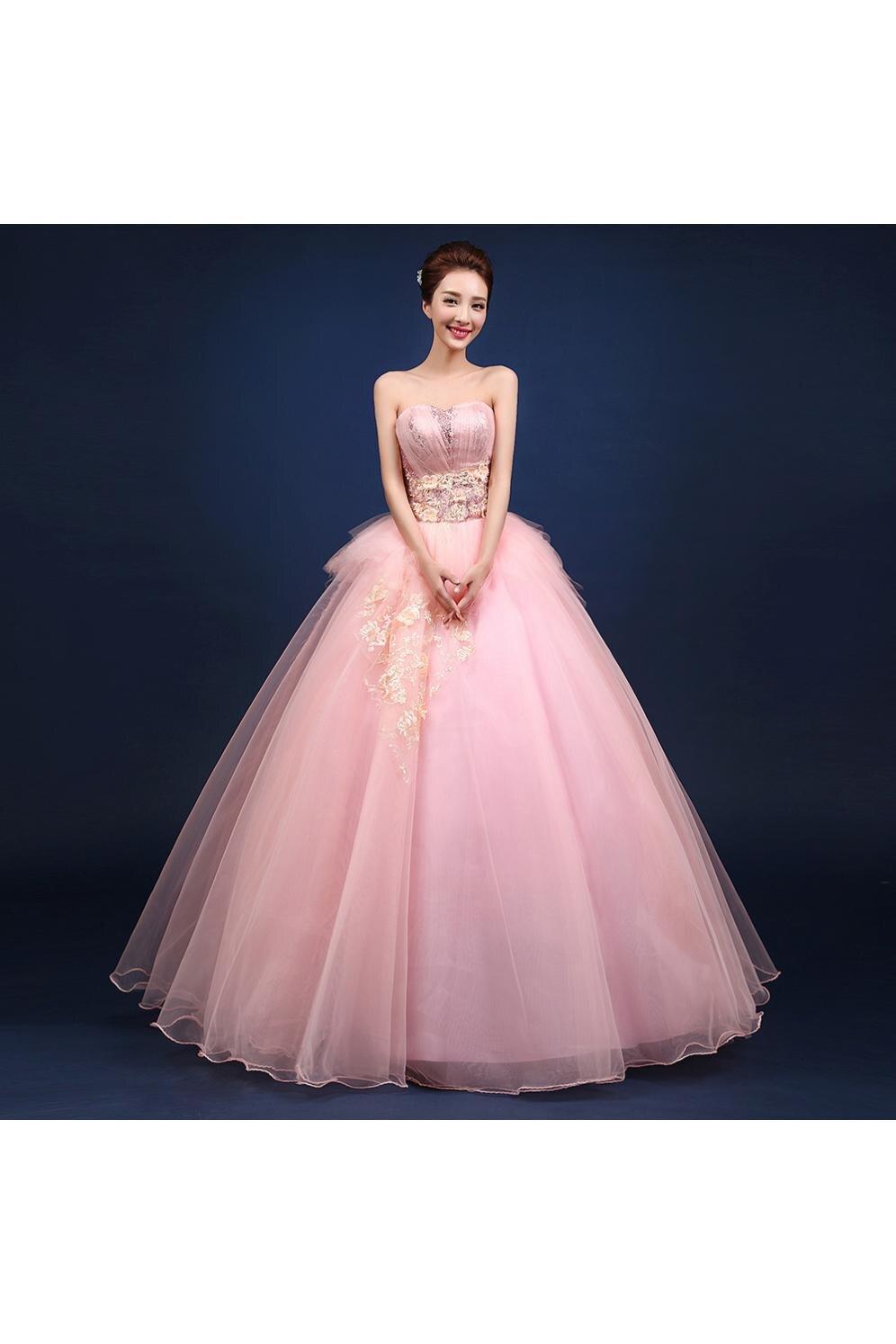 Lujoso Tamaño Vestido De Fiesta 16 Foto - Colección de Vestidos de ...