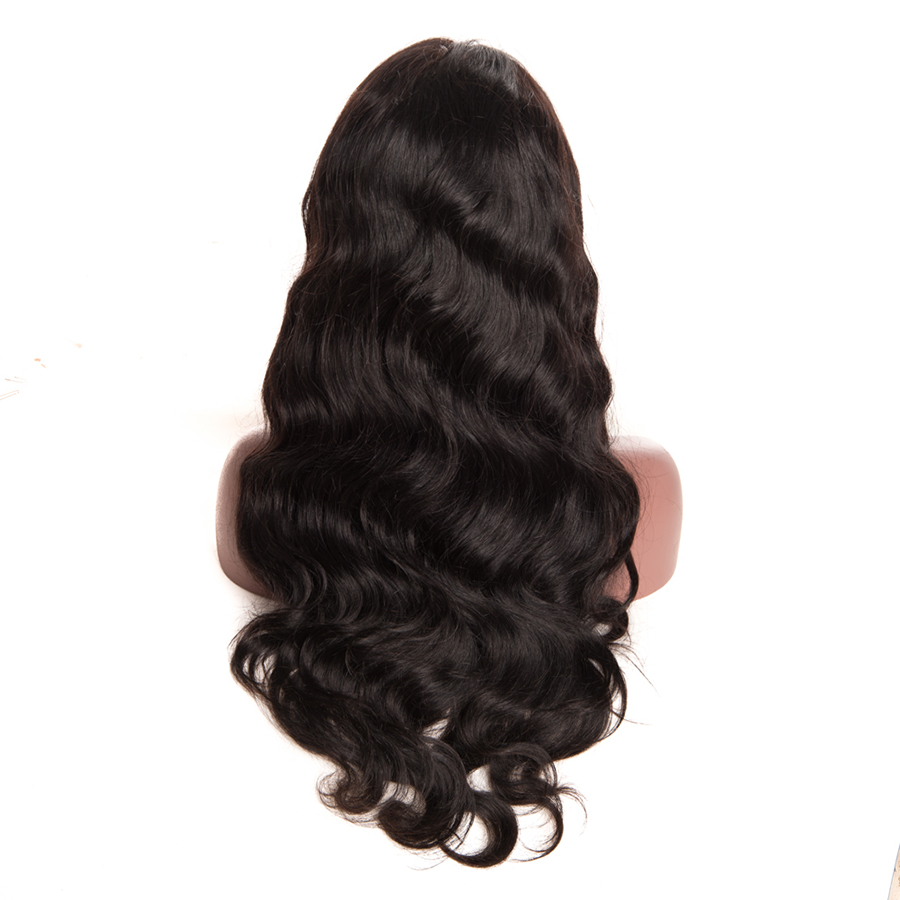 [ALIPOP] 6x12 150% Density Brazilian Body Wave Lace Front Human Hair Wigs For Black Women With Baby Hair Non Remy Lace Wig (3)