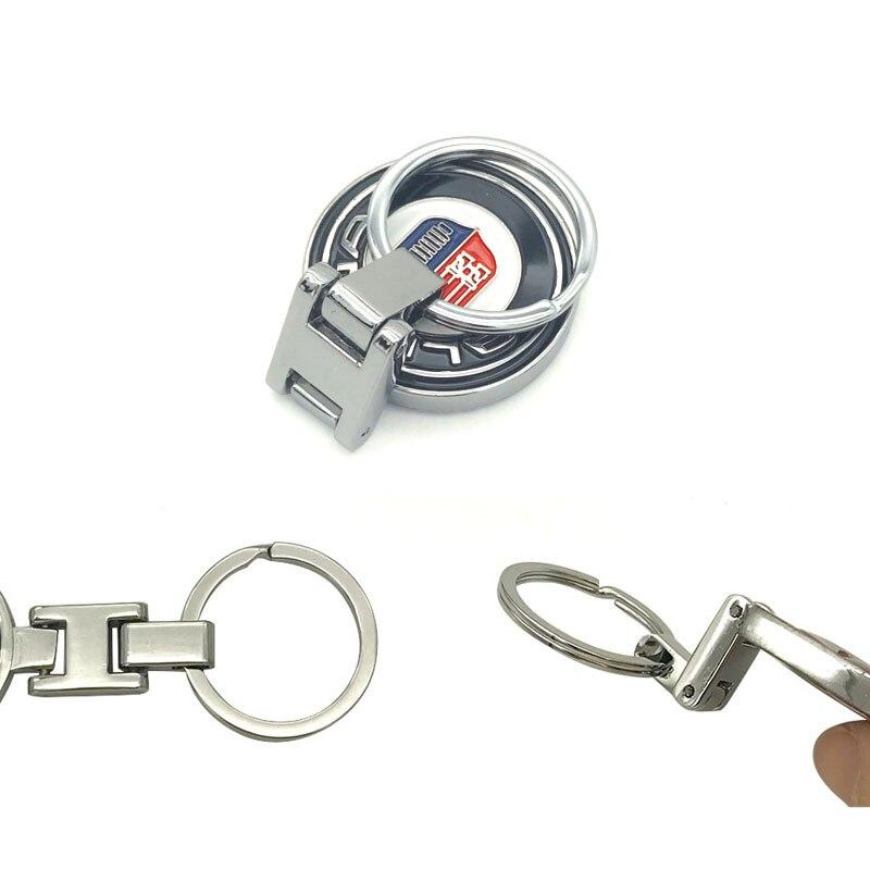 Fashion Car Logo Key Ring Keychain Pendant Key Holder For Bmw X X3