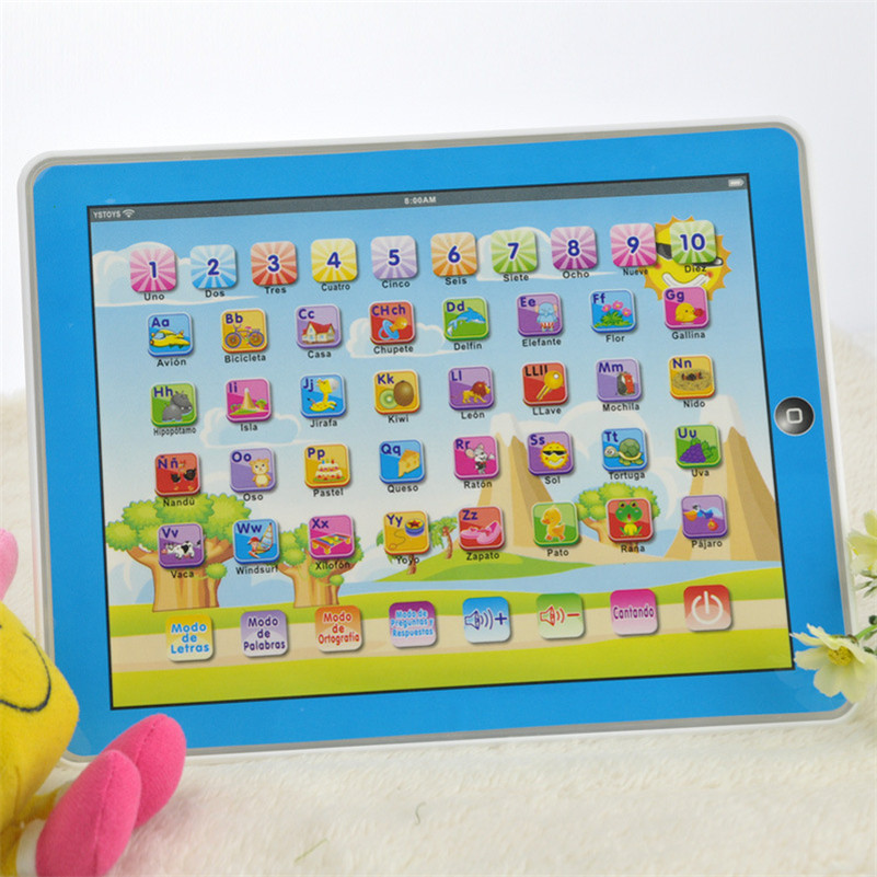 Spanish-Learning-Educational-Machine-Baby-Spanish-Learning-Machine-Electronic-Touch-Tablet-Toy-Pad-For-Children-Kids-Laptop-Pad-1
