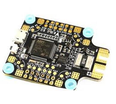 Sistemi Matek BetaFlight F405-CTR Controllore di Volo Built-In OSD PDB 5 V/2A BEC Sensore di Corrente per RC Drone Per RC Multicopter