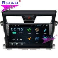 TOPNAVI Android 7,1 4 ядра 10 Car gps навигации плеер для Nissan Altima/Teana 2013 2014 2015 2016 стерео авто Аудио BT 3g