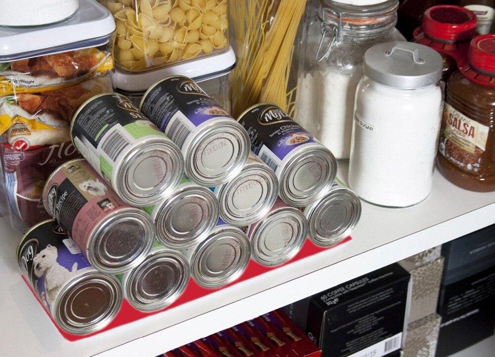 Kühlschrank Organizer Flaschen : Silikon küche flaschen und dosen einfach stapler halter rack nicht