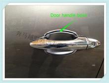 Автомобилей Дверные Ручки Bowl Обложки Гвардии Обложка 4 шт. Для Hyundai Tucson IX35 2010-2014