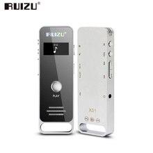 RUIZU X01 Sport Mini Portable MP3 Music Player Hidden Digital Audio Voice Recorder Pen 8GB Dictaphone Lecteur MP 3 Lettore MP3