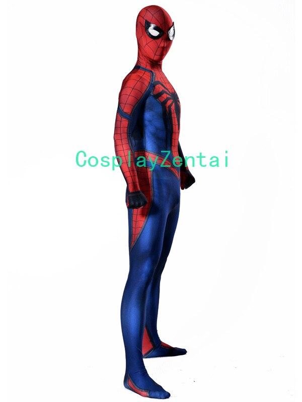 discount Print Spiderman Fullbody