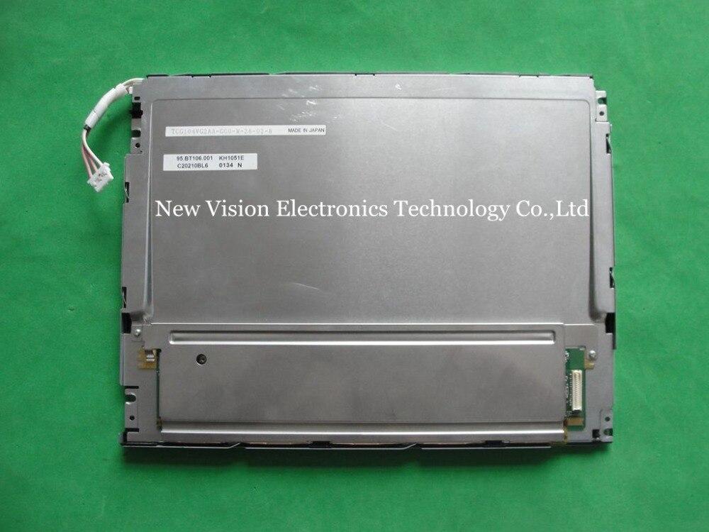 Original 10 4 inch TCG104VG2AA G00 TCG104VG2AA G03 TCG104VG2AA G TCG104VG2AA LCD Display Module for Industrial