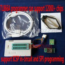 Высокоскоростной USB MiniPro TL866A Программист может ICSP SPI внутрисхемного программы/поддержка более 12000 фишек/поддержка WIN7 64 бит