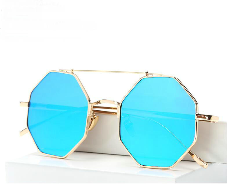 e4eb660412f14 2017 Oversized Square Punk Flat Top Vintage Outdoor Sports Male Sunglasses  Men Luxury Brand Retro Steampunk Sun Glasses Oculos