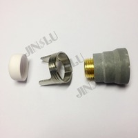 Free Shipping Plasma Cutting Torch Consumables PT 40 PT 60 PT60 Shield 2pcs