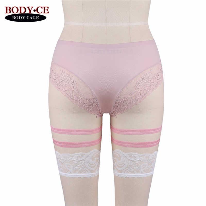 Тело клетка женские розовый жгут Подвязки для женщин пара ног кольцо подвязки гот Связывание черный эластичный бедра чулок партия танцевальная одежда