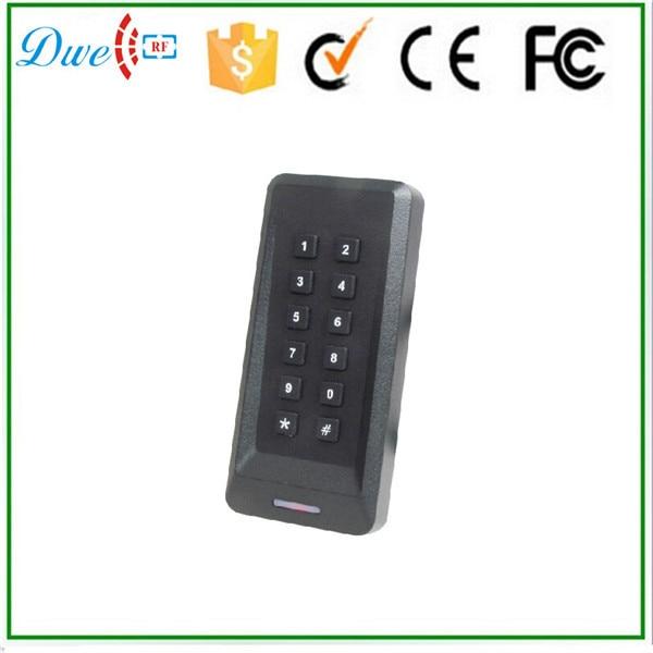 DWE CC RF DWE CC RF RFID Proximity Pin Keypad Card Reader for security protection turck proximity switch bi2 g12sk an6x