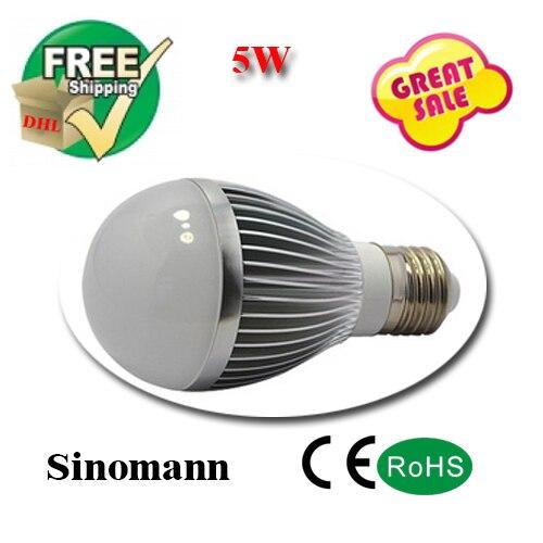 led bulbs 5 watt Cool/ Warm White 5W LED led lamp e27 Light led Bulb Lamp Lighting for Home 600LM