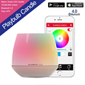 Promotion MIPOW PLAYBULB Smart Bluetooth LED Candle Light Home Wireless Aromatherapy Nightlight with APP Control Color 1 pcs