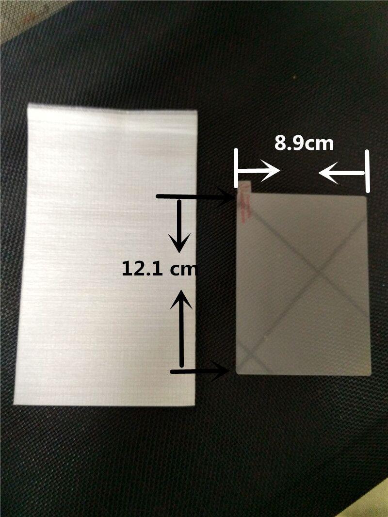 2 Unids / lote 6 pulgadas Universal Protector de Pantalla de Cristal - Accesorios para tablets
