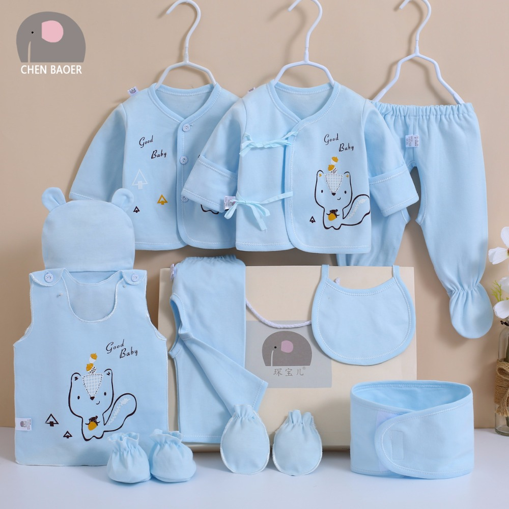 Spring/Autumn Newborn Clothes 0-3 Months New Born Baby 12Pc/Set Thermal Underwear lincoln and the court