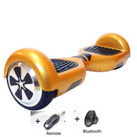 700W Two Wheels Self Banlancing Electric Scooter Hoverboard With Bluetooth And LED Light