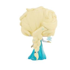 Image 4 - Funko POP Kawaii congelé la reine des neiges princesse poupée Anna Elsa Collection PVC figurine jouets pour enfants cadeau danniversaire