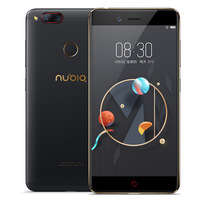 Original ZTE Nubia Z17 Mini Snapdragon 652 Octa Core smartphon 4GB RAM 64GB ROM 5.2FHD 1920*1080 Dual 13MP NFC OTA mobile phone
