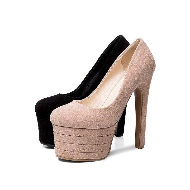 Daim Spéciale Talons Nouveau Hauts Pompes Cuir Pour Élégant Offre Bal Super Chaussures Noir Masgulahe De forme Plate En Femmes 2019 pBqgWf