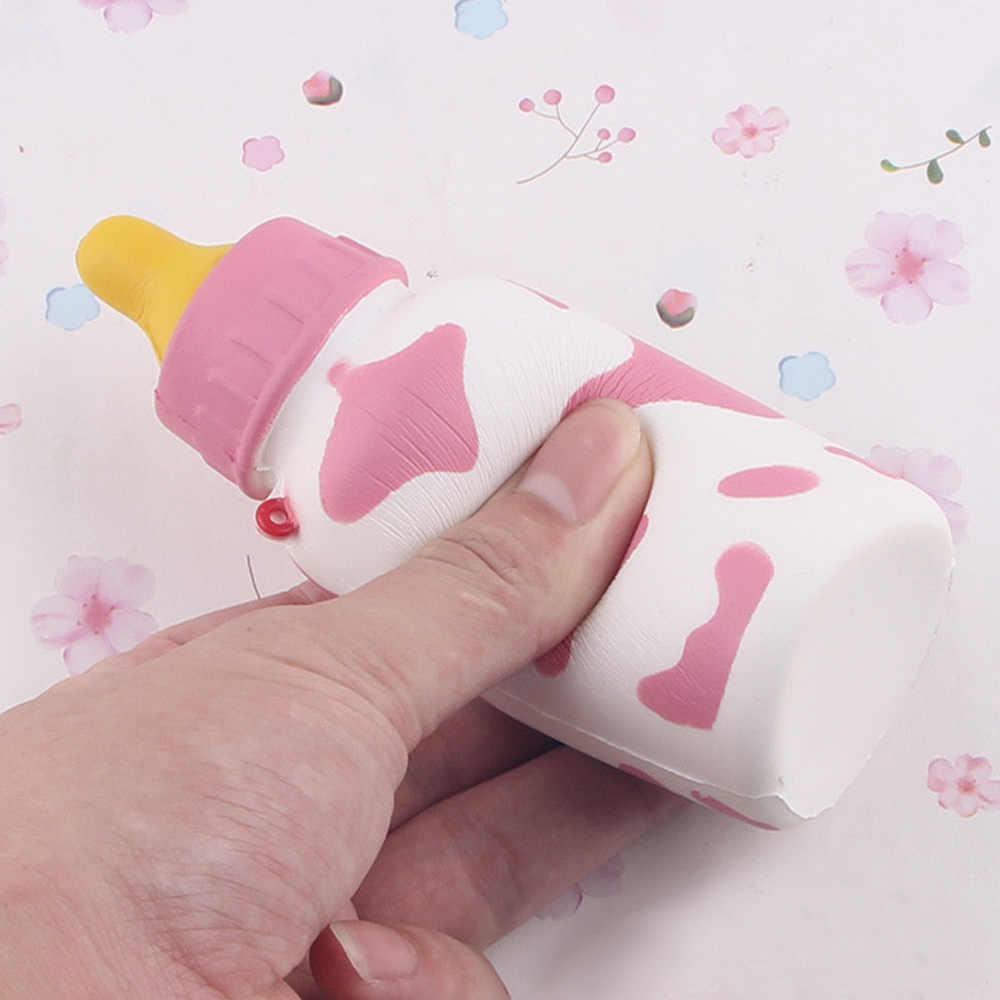 Besegad медленно распрямляющийся мягкий бутылка для комления молоком выдавливание молока коробка кальшиес напиток набивной декомпрессии снимает стресс игрушка