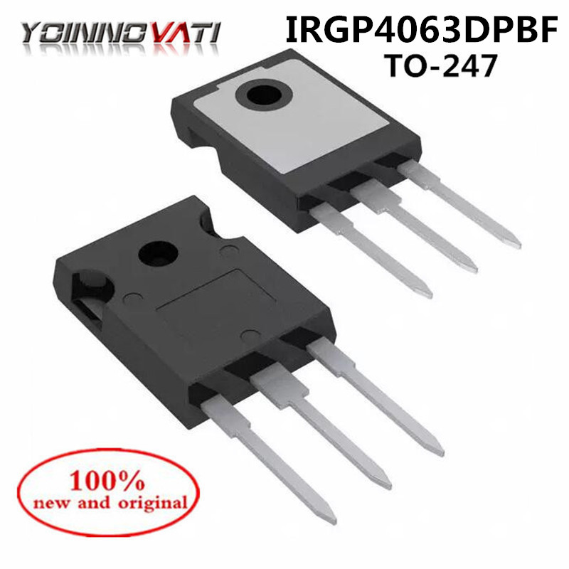 Free shipping GP4063D IRGP4063DPBF TO 247 ultra fast recovery diode 600V 96A IGBT 100 new and