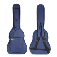 """40″ 41"""" Classical Acoustic Guitar Backpack Ukulele Carry Case Padded Gig Bag with Double Straps For Musical Instruments Parts"""