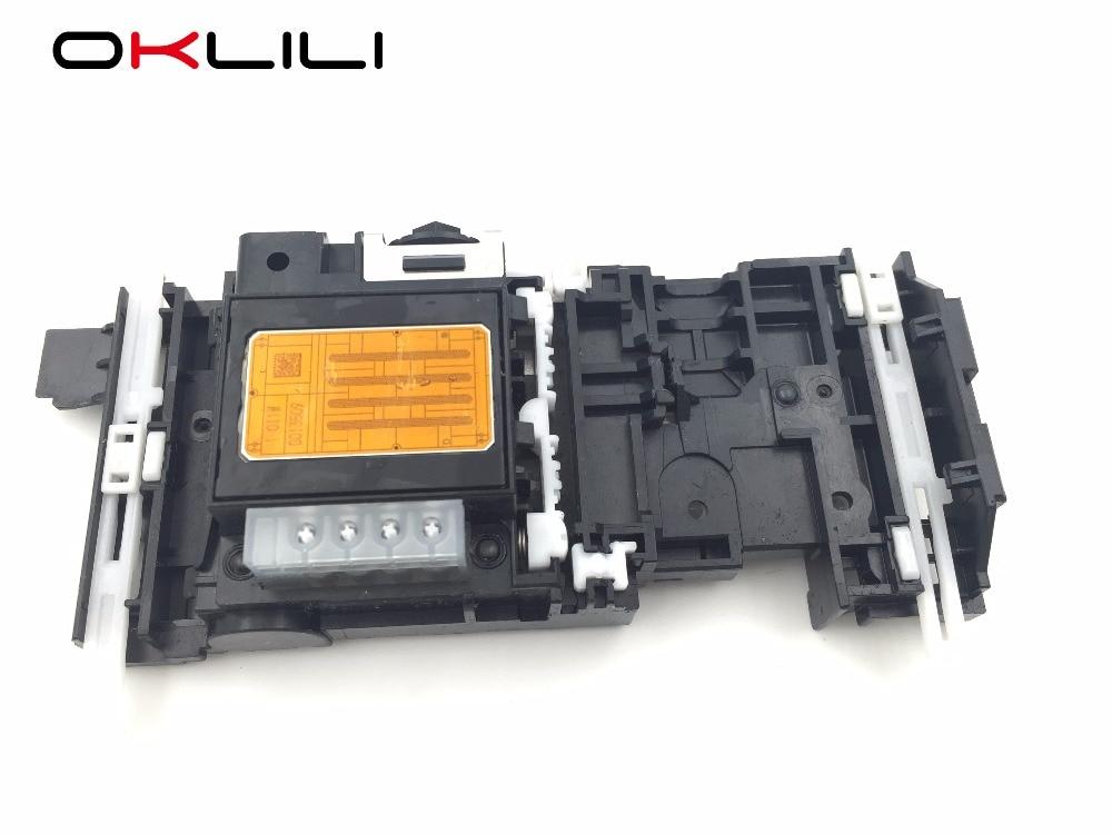 Cabezal de impresión del cabezal de impresión para Brother 2480C 2580C 1860C 1960C DCP 130C 135C 150C 153C 155C 350C 353C 357C 540CN 560CN 750CW