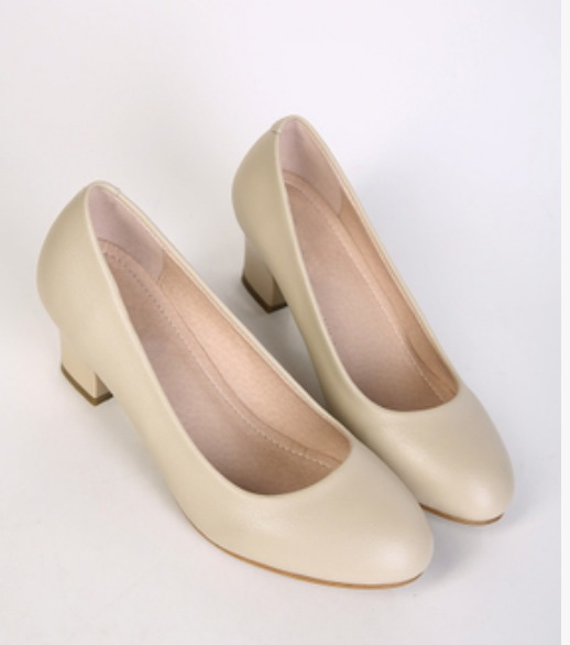 efe1f71265a 2015 Elegant Confortable Women Shoes Brief Thick Low Heel Work Shoes High  Heels for Women Bow Black Nude Cheap Shoes Wholesale-in Women s Pumps from  Shoes ...