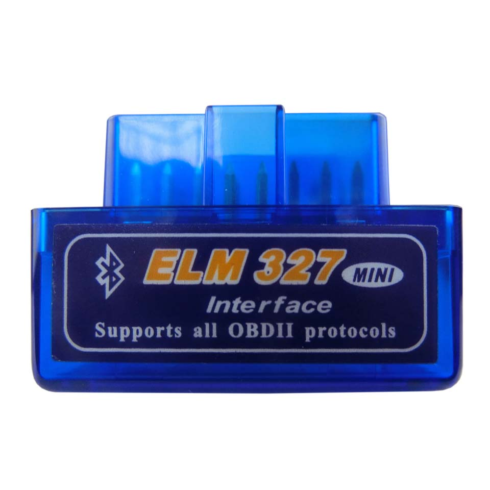 Auto-Diagnostic-Tool Bluetooth-Interface OBD Android-Torque/pc-V 2-Elm-327 Scanner Works