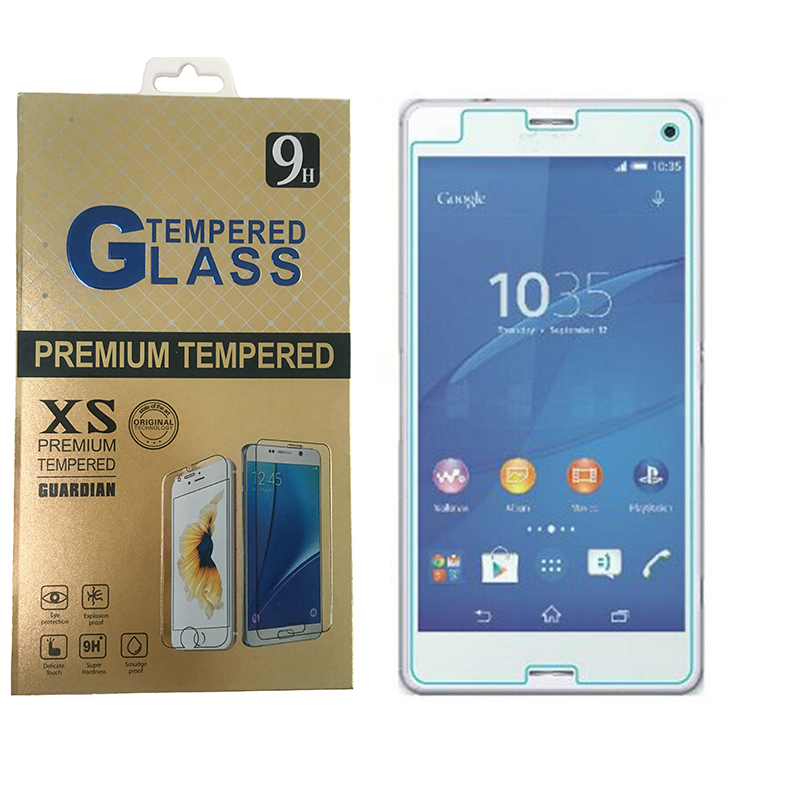 Tempered Glass Screen Protector For Sony Sony Xperia Z