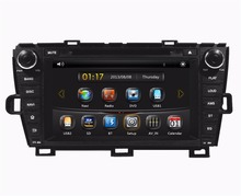 HD 2 din 8″ Car DVD GPS Navigation for Toyota Prius 2009-2013 With USB Bluetooth IPOD TV Radio/ RDS SWC AUX IN