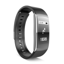 Original iWown i6Pro font b Smart b font Band PMOLED Display Heart Rate Monitor font b