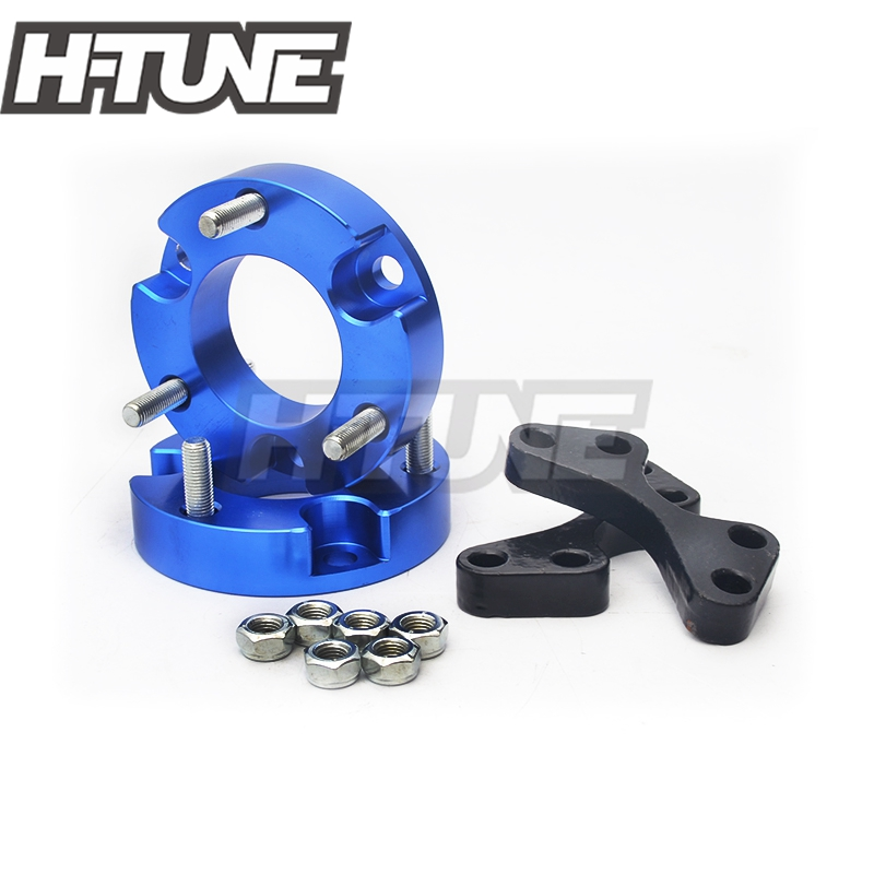 H-TUNE 4x4 Accesorios 1inch Suspension lift Kits Front Coil Strut Shock Spacer for New D-MAX / Colorado 2012+