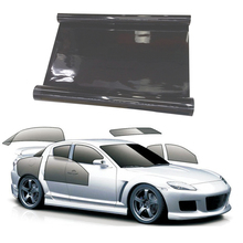 Dewtreetali 50cm X 3m Window Tint Film Tinting Roll Kit 5% VLT Black UV-Proof Scratch Resistant for Auto Car House Commercial(China)