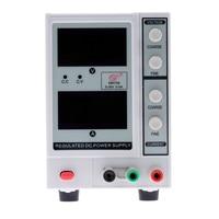 0 30V 0 5A 3 Digits Digital Regulated DC Power Supply laboratory power supply Adjustable voltage regulator EM1705 US Plug