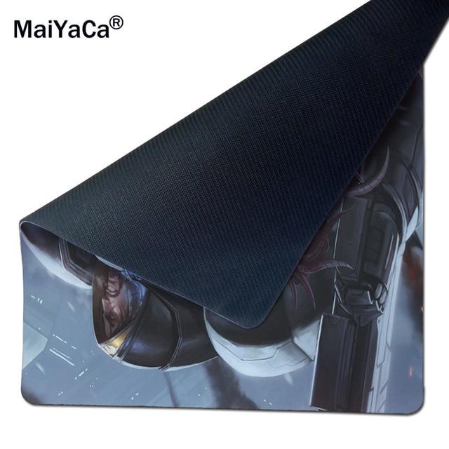 2017 Star Wars Starcraft Locking Edge Gaming Mouse Pad Gamer Game Mouse pad Anime Mousepad mat Speed/Control Version 2