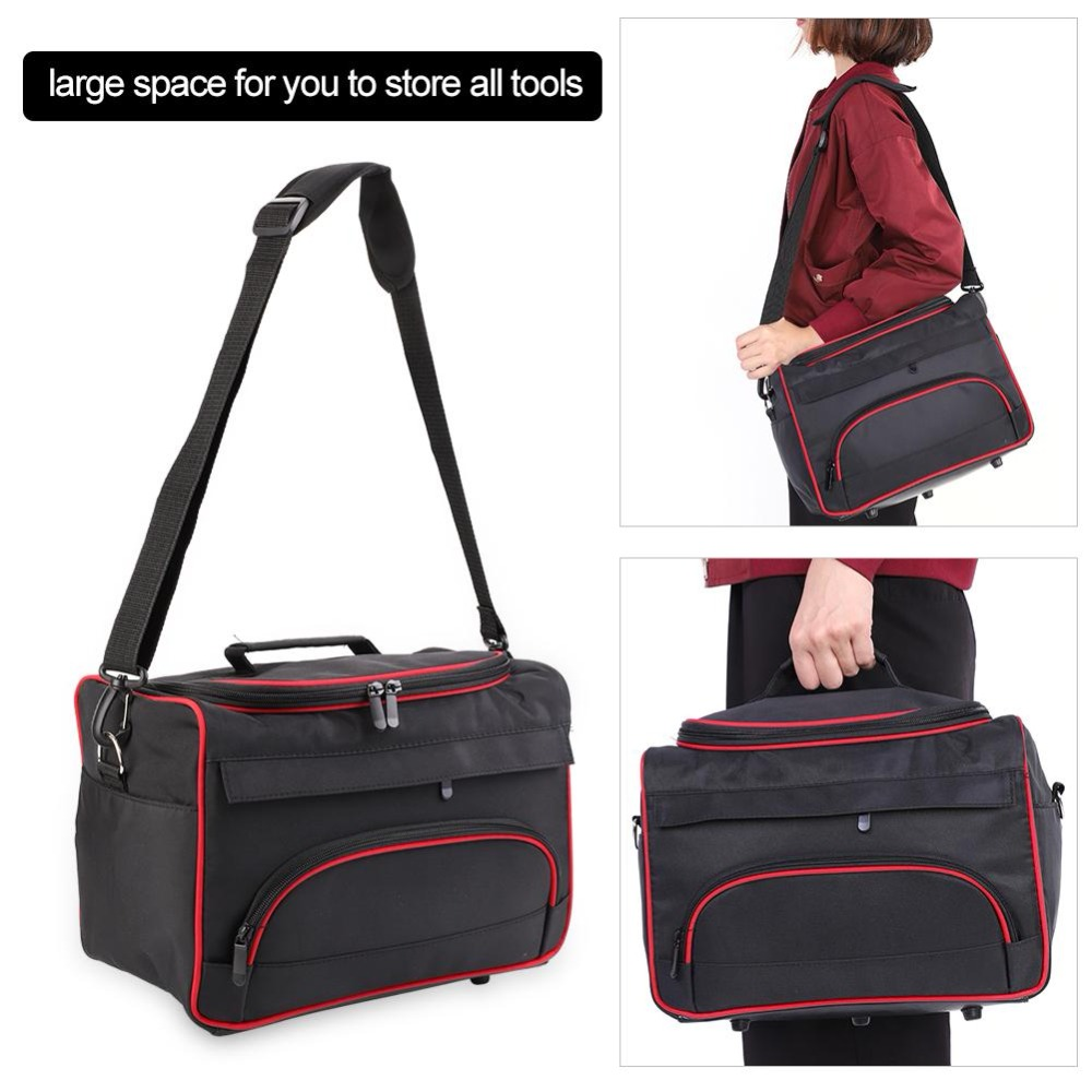 Large Storage Cosmetic Bags Makeup Bag Multi-function Hairdressing Makeup Travel Home Organizer Toiletry Make up Brushes Bag new x7 smart watch with heart rate clock ultra long standby ip68 waterproof sports smartwatch message push for android ios phone