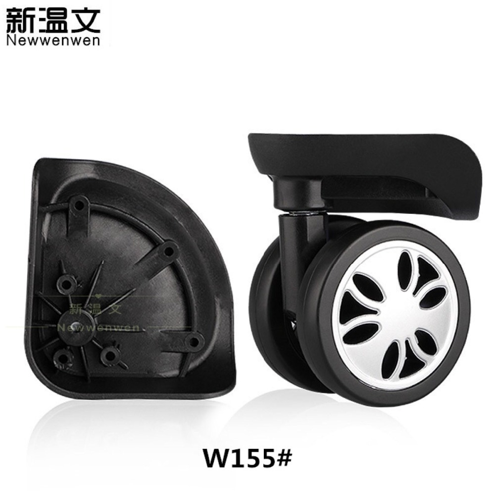 Replacement Luggage Wheels,Repair Trolley wheels for suitcases,Repair Luggage Wheels Parts Accessories W155# replacement wheels for luggage repair trolley luggage side wheels suitcase wheels repair wheels for suitcases w047