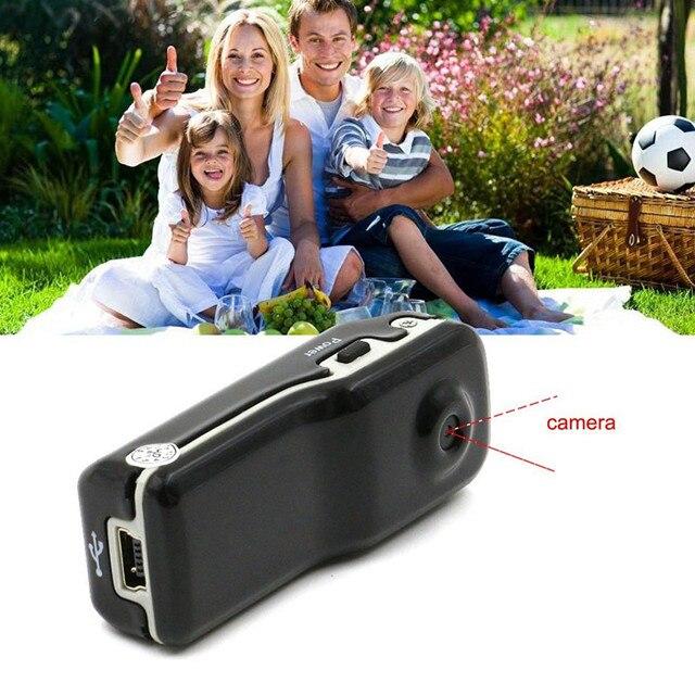 Новый Клип MD80 Мини Цифровой DV Беспроводные Камеры Наблюдения Remore Видеокамеры С Поддерживает До 32 ГБ SD TF Карты