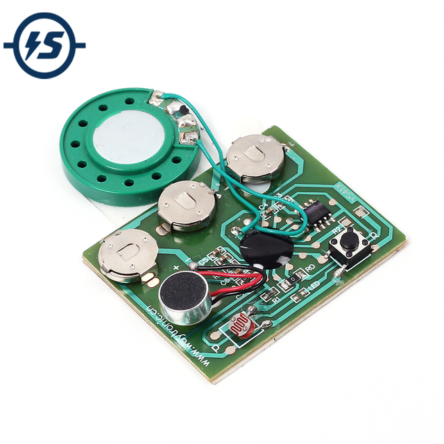Aliexpress buy 30s 30secs photosensitive sound voice audio 30s 30secs photosensitive sound voice audio music recordable recorder board chip programmable music module for greeting m4hsunfo