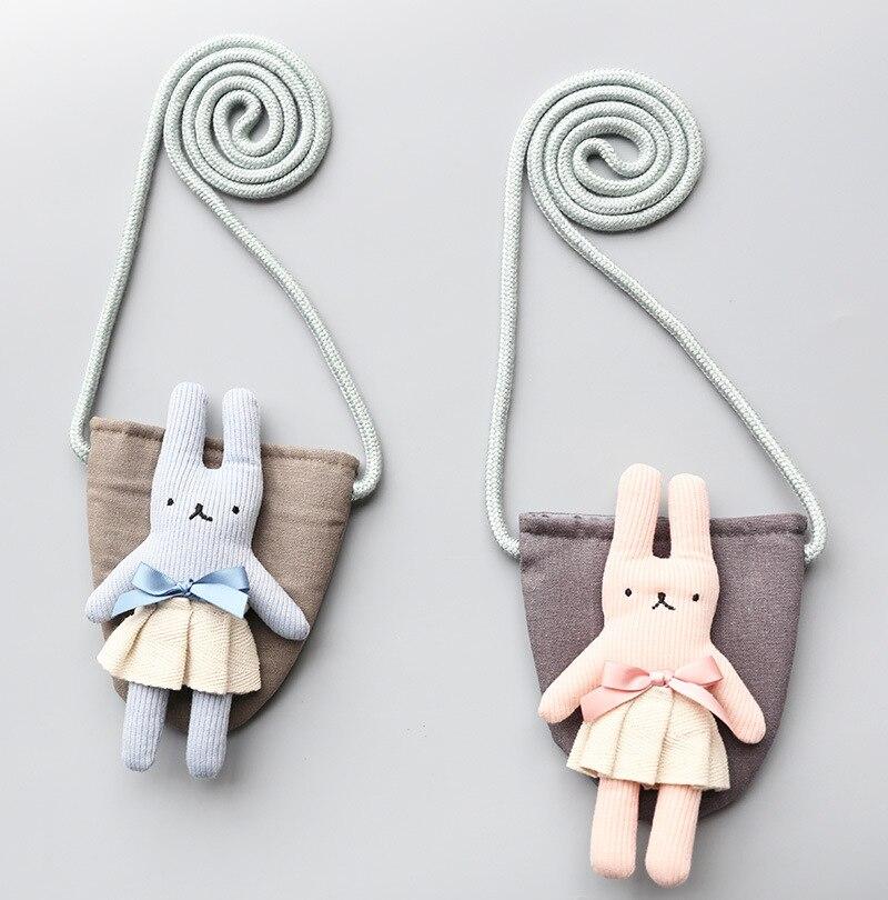 Kinder- & Babytaschen Crossbody-taschen Cartoon Bunny Baby Mädchen Handtaschen Kleinkind Kind Mädchen Kleine Kaninchen Tasche Mädchen Messenger Schulter Tasche Umhängetaschen Fs11 GroßE Sorten