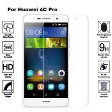 2 шт., закаленное стекло для huawei 4C Pro, защитная пленка, Защитное стекло для huawei Honor 4C Pro TIT-L01 TIT-U02 TIT U02 L01