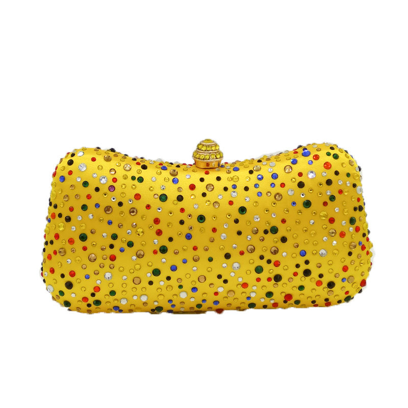Women's Clutch Evening Bag with Crystal Rhinestones, Elegant Evening Clutch with Removable Chain Strap 88 rue du rhone double 8 origin 87wa143508